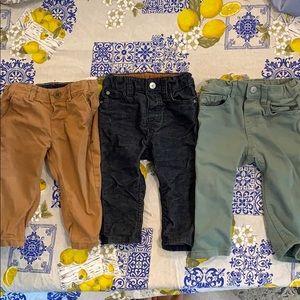 H&M Baby 6-9 mo Pants